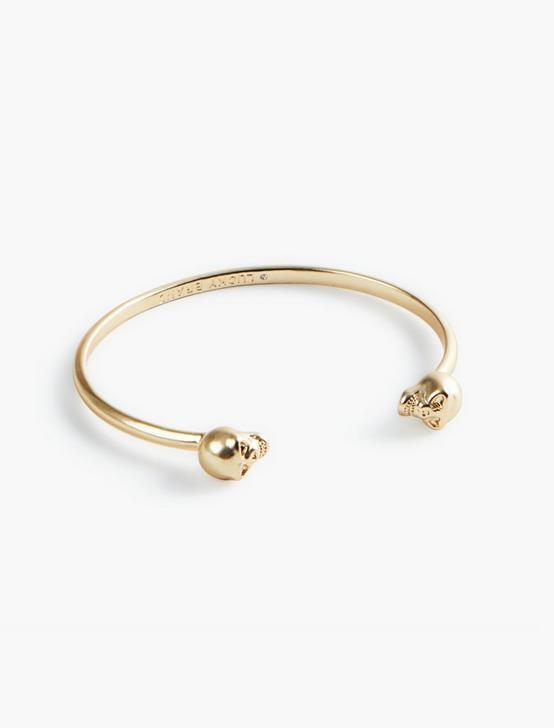SKULL CUFF, GOLD, productTileDesktop