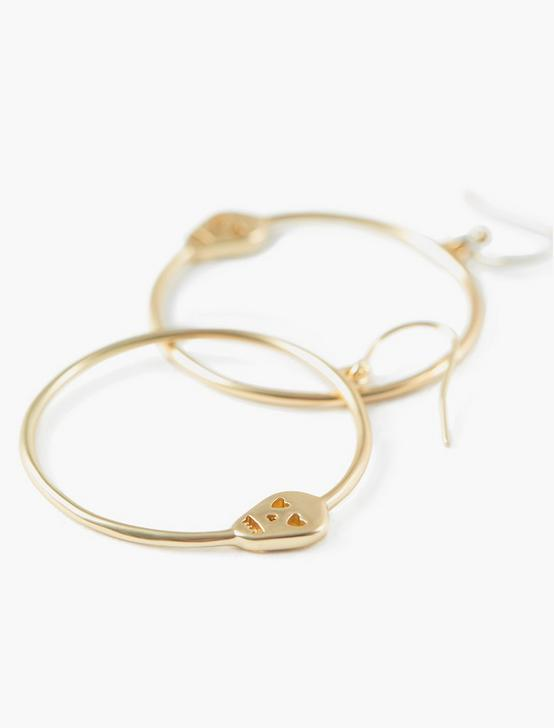 SKULL HOOPS, GOLD, productTileDesktop
