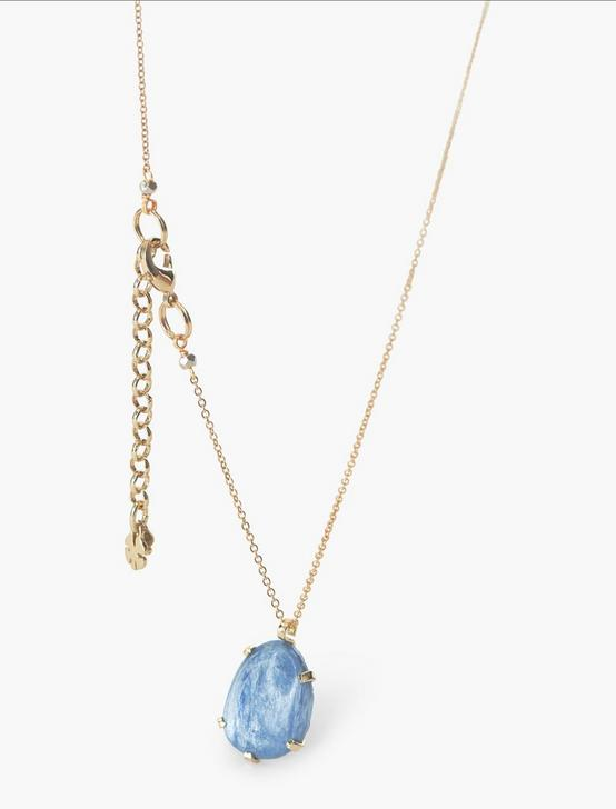 Kyanite Pendant, GOLD, productTileDesktop