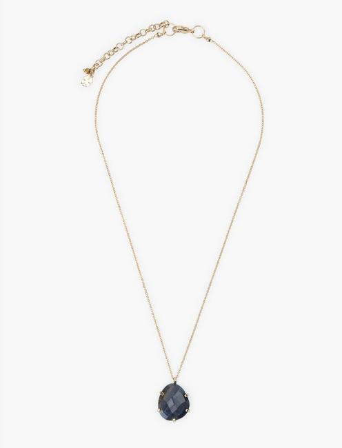 Sapphire Pendant,