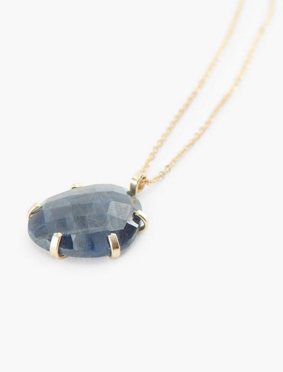 Sapphire Pendant, GOLD, productTileDesktop