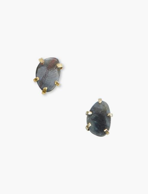 Sapphire Earring, GOLD