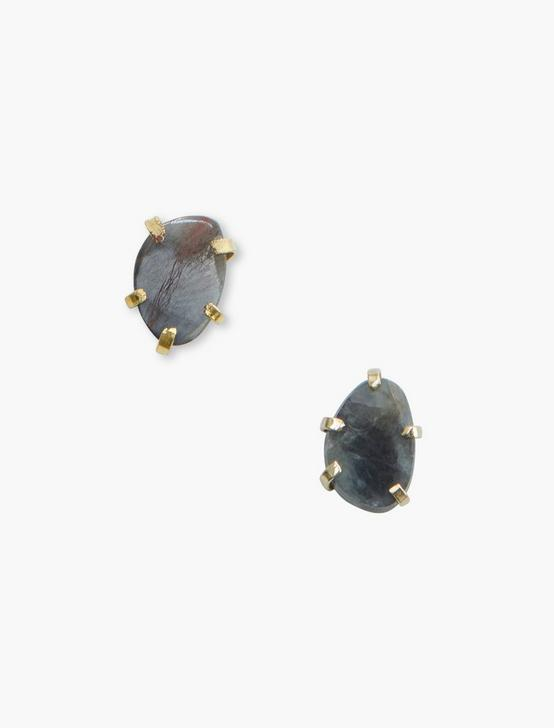 Sapphire Earring, GOLD, productTileDesktop