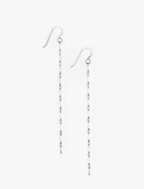 Britta Ambauen Elevate Earrings, SILVER