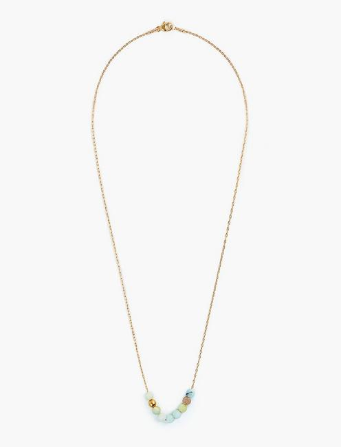 Britta Ambauen Clarity Necklace, GOLD
