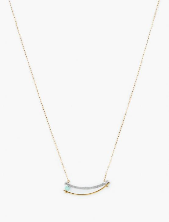 Britta Ambauen Emergence Necklace, GOLD, productTileDesktop