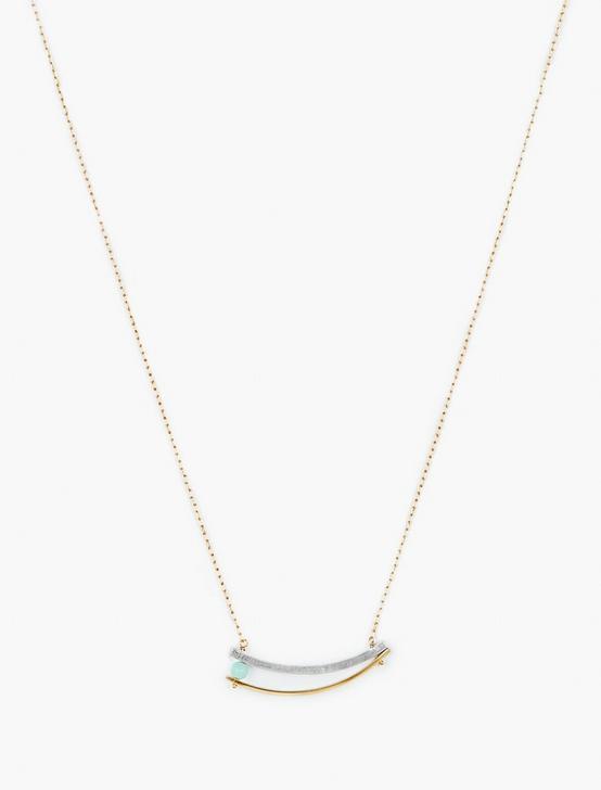 Britta Ambauen Emergence Necklace, GOLD, productTileDesktop