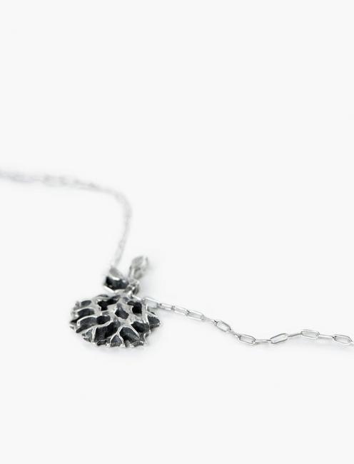 Britta Ambauen Something Big Necklace, SILVER