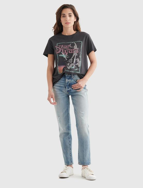 STAR WARS GRAPHIC TEE, 79 CHARCOAL, productTileDesktop