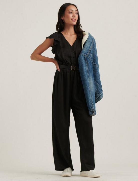 Madison Ruffle Jumpsuit