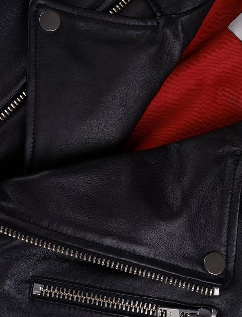 River Classic Moto Jacket, 001 LUCKY BLACK