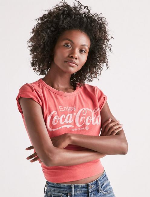 26c9f8dd Coca Cola Tee | Lucky Brand