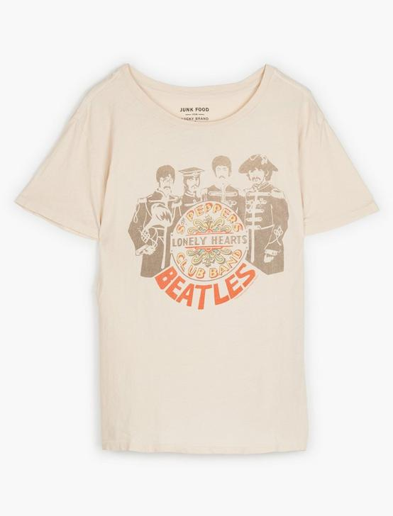 LONELY HEARTS BEATLES TEE