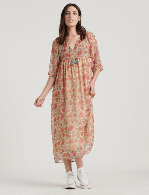LOUISE MISHA GALI DRESS, MULTI