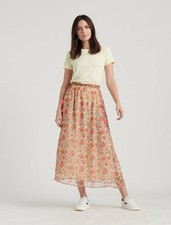 LOUISE MISHA BORA SKIRT, MULTI, productTileDesktop
