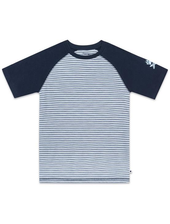 BOYS S-XL S/S ENZYME WASH KNIT
