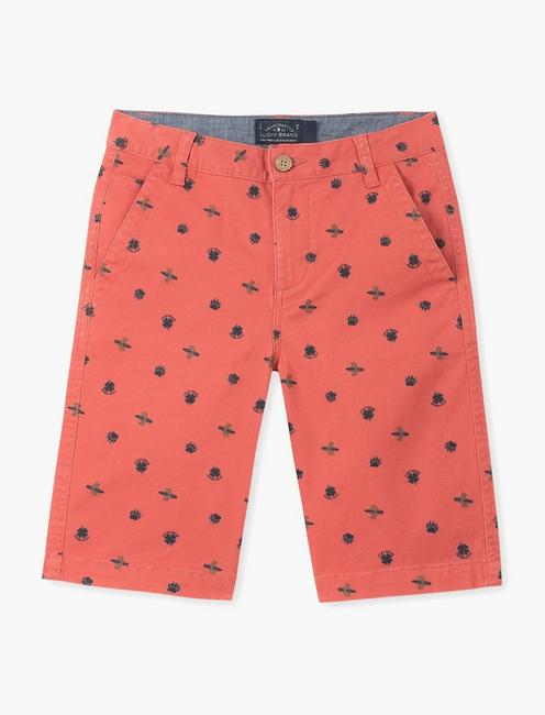 PRINTED BEAR SURFER  SHOR,