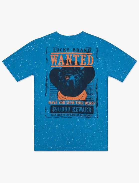 Boys S-Xl Wanted Bears Tee