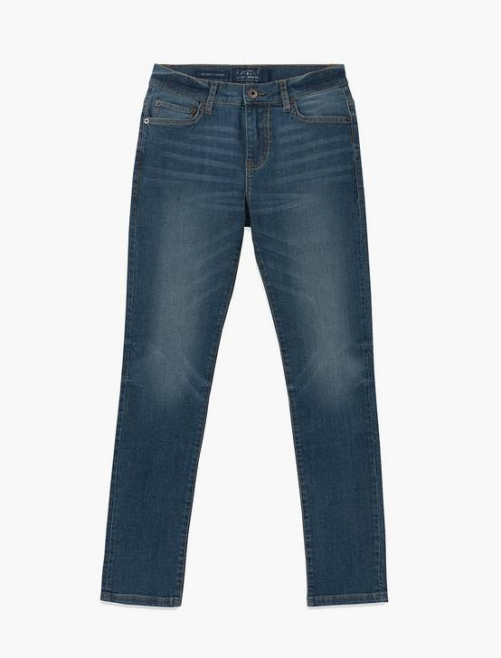Boys 8-20 6 Pocket Denim Pant Authentic Skinny Jeans