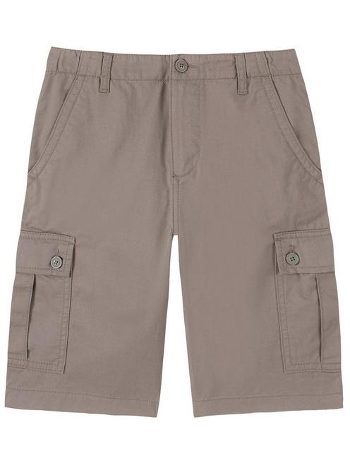 BOYS 8-16 CARGO SHORTS, OXFORD