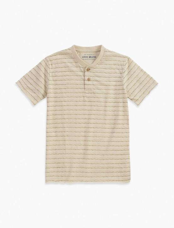 KEEFER TEE, LIGHT BROWN, productTileDesktop