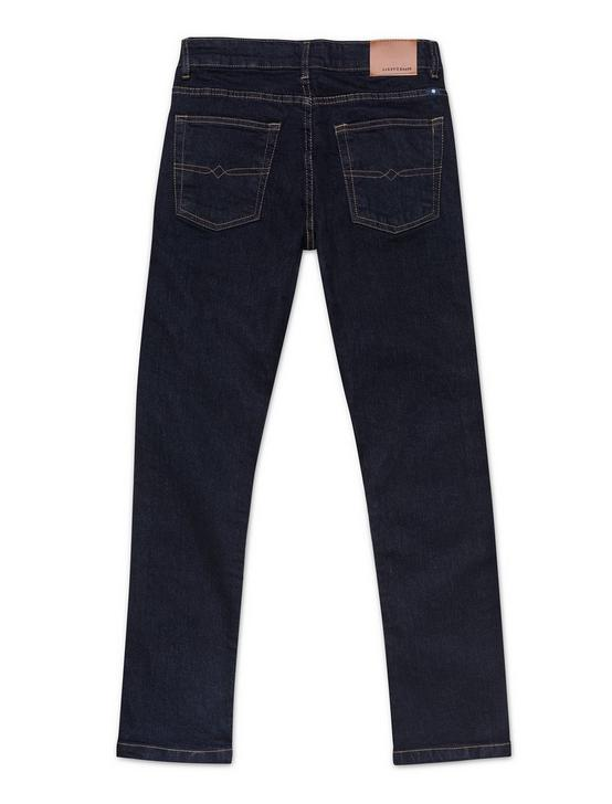 LITTLE BOYS 5-7 RICHMOND SKINNY JEAN, NAVY, productTileDesktop
