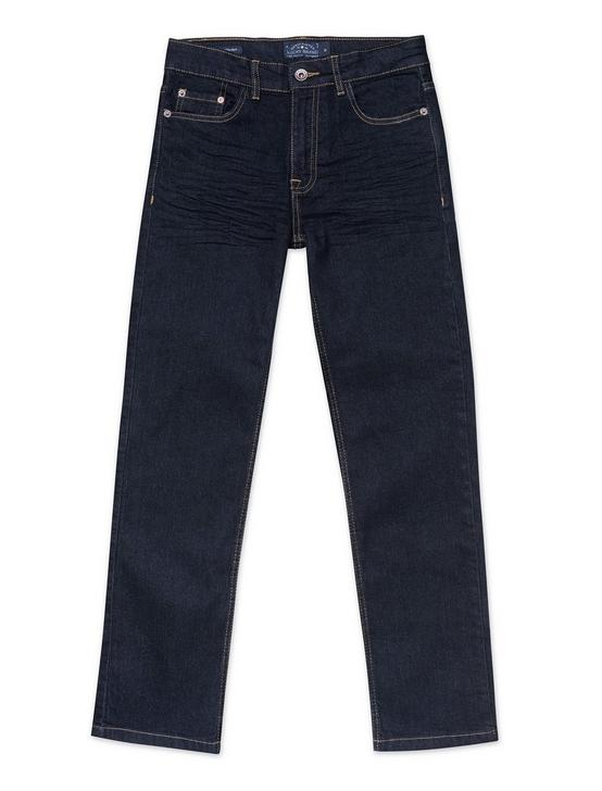 Little Boys 5-7 Classic Straight Jeans