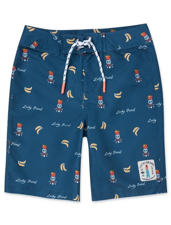 BOYS 8-16 ISLAND PRINT BOARDSHORT, OPEN BLUE/TURQUOISE, productTileDesktop