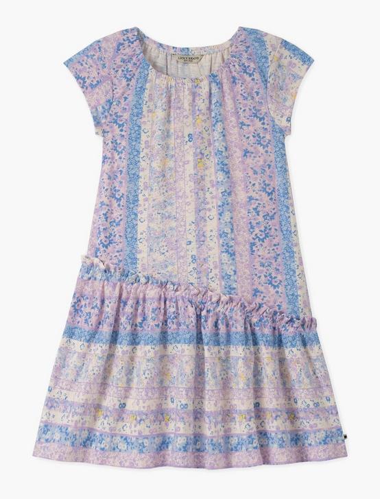 GIRLS 7-16 BETSY DRESS, PEARL, productTileDesktop