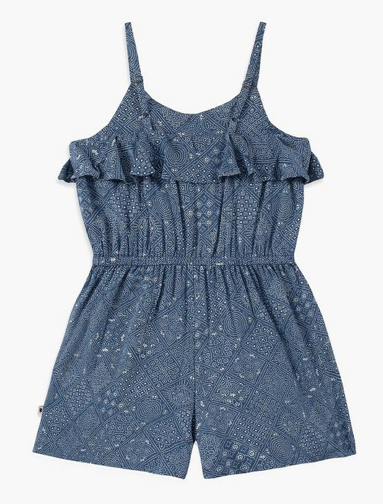 Girls S-Xl Loriann Romper