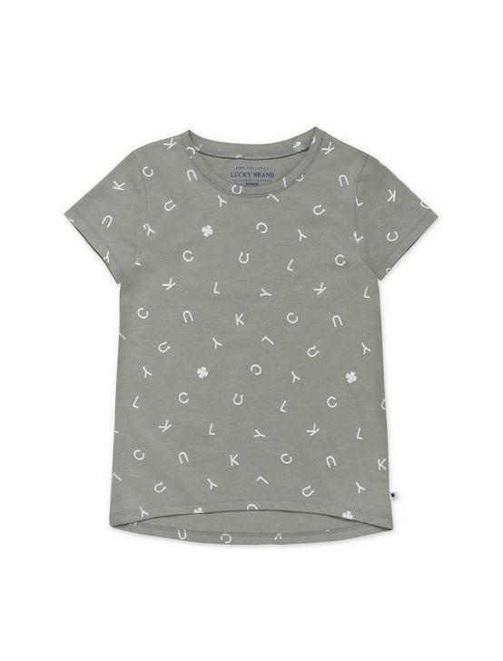GIRLS S-XL EMILIA TEE