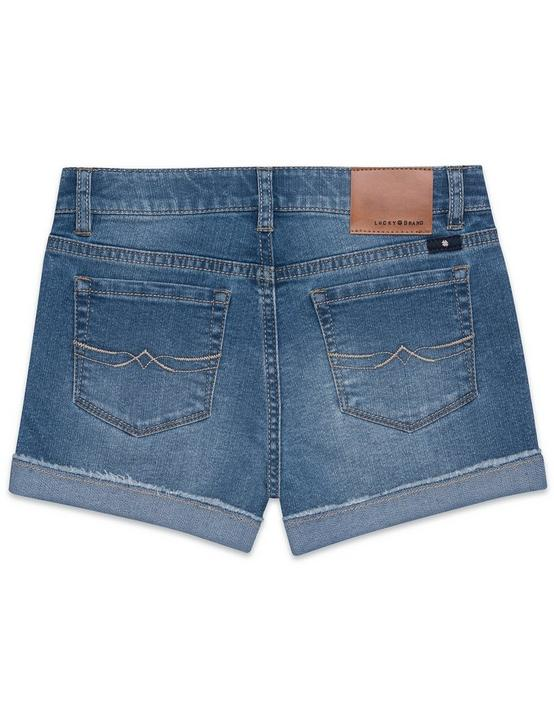 LITTLE GIRLS 5-6X BRANDI SHORT, LIGHT BLUE, productTileDesktop