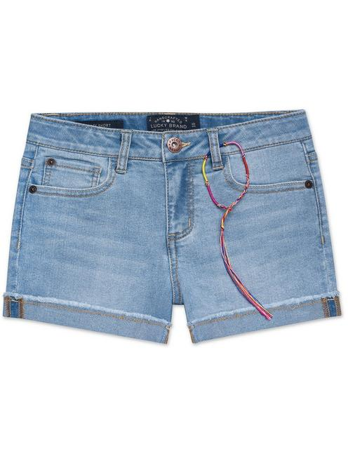 LITTLE GIRLS 5-6X RILEY SHORT,
