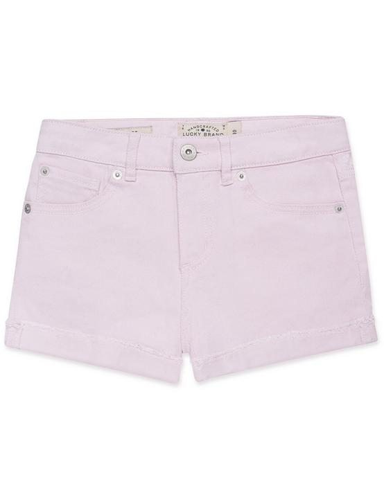 LITTLE GIRLS 5-6X JENNA SHORTS, MEDIUM LIGHT PURPLE, productTileDesktop