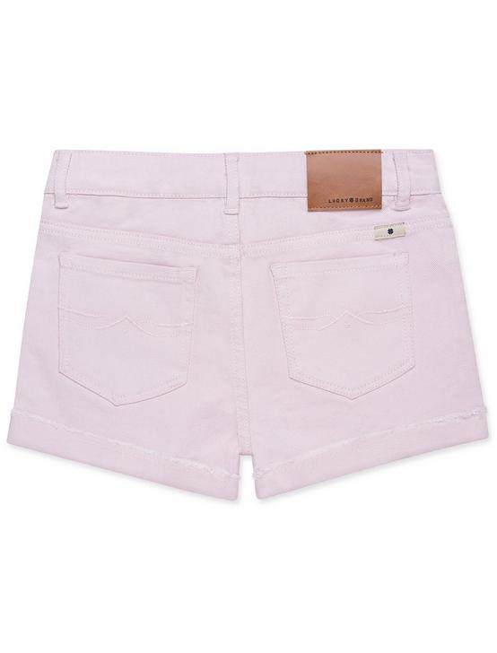GIRLS 7-16 JENNA SHORT, MEDIUM LIGHT PURPLE, productTileDesktop