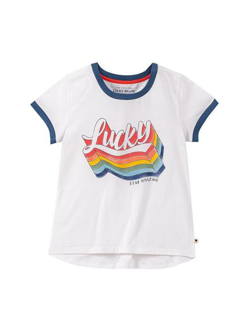 GIRLS S-XL FELICITY TEE,