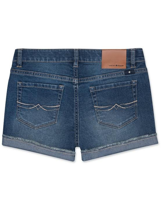 GIRLS 7-14 RILEY CORE SHORT, LIGHT BLUE, productTileDesktop