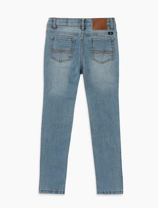 LITTLE GIRLS 2T-6X ZOE JEANS, TURQUOISE/AQUA, productTileDesktop