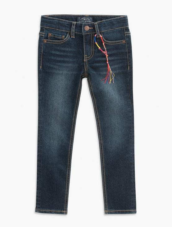 LITTLE GIRLS 2T-6X ZOE JEANS, LIGHT BLUE, productTileDesktop