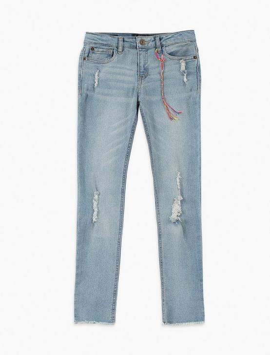 LITTLE GIRLS 2T-6X BIANCA JEANS
