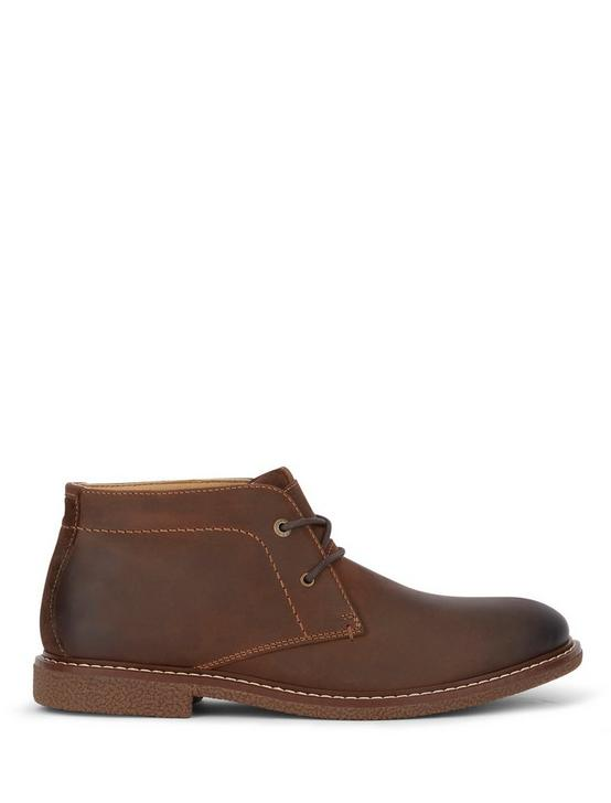 BOONE CHUKKA BOOT, DARK BROWN, productTileDesktop