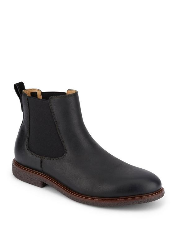 BRENTWOOD CHELSEA BOOT, BLACK, productTileDesktop