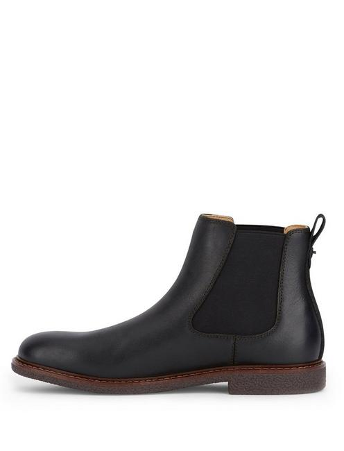 BRENTWOOD CHELSEA BOOT, BLACK