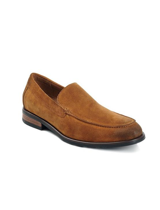CANTON LOAFER, MEDIUM BROWN, productTileDesktop