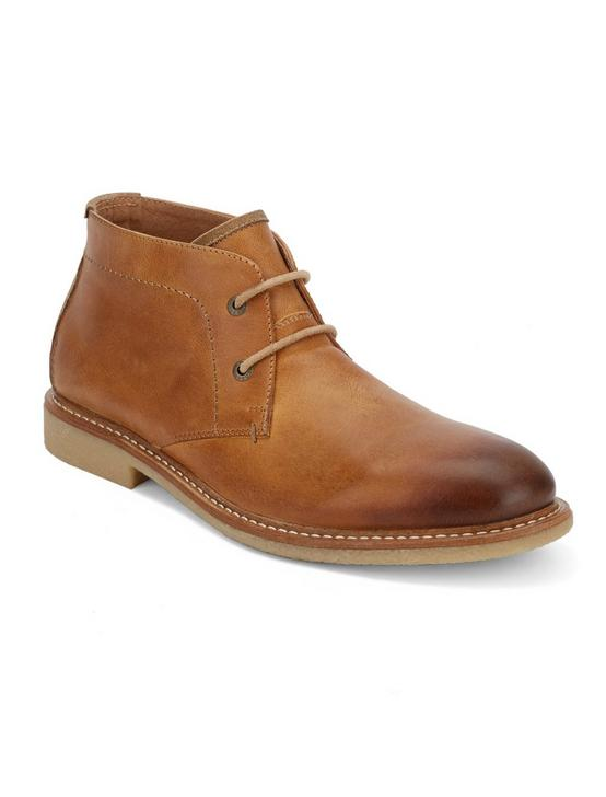 MASTERS CHUKKA BOOT, LIGHT BROWN, productTileDesktop