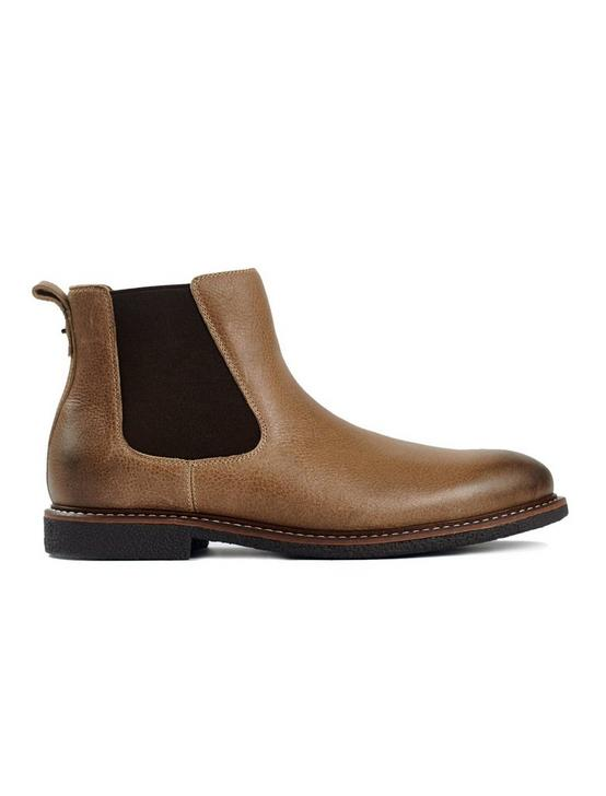 MILFORD CHELSEA BOOT, LIGHT BROWN, productTileDesktop