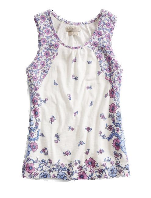 FLORAL TUNIC,