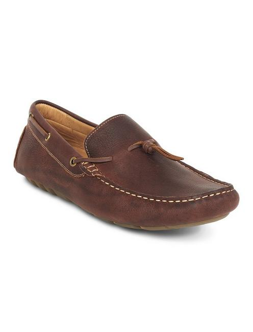 WAGNER LOAFER, RUST/COPPER