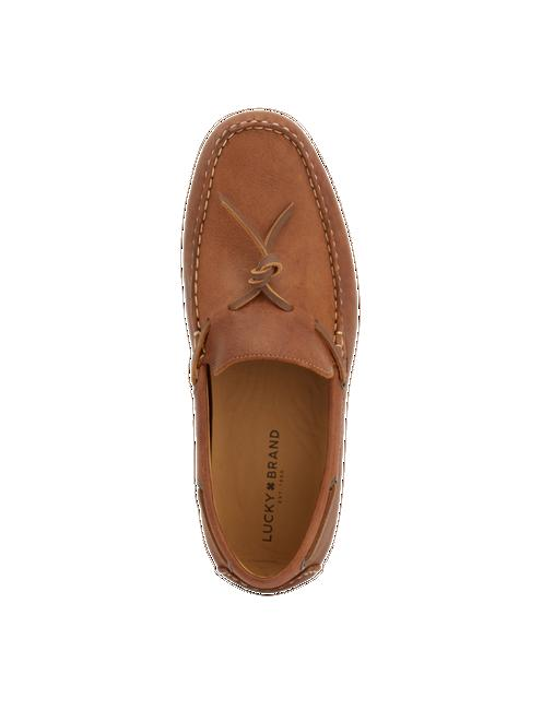 WAGNER LOAFER, LIGHT BROWN