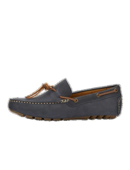 WAGNER LOAFER, DARK BLUE